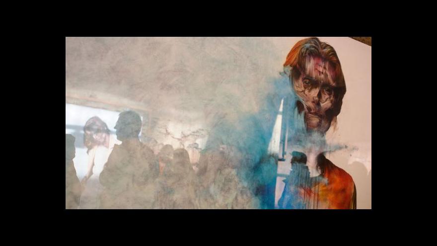 Video V Německu vystavují evropské urban art