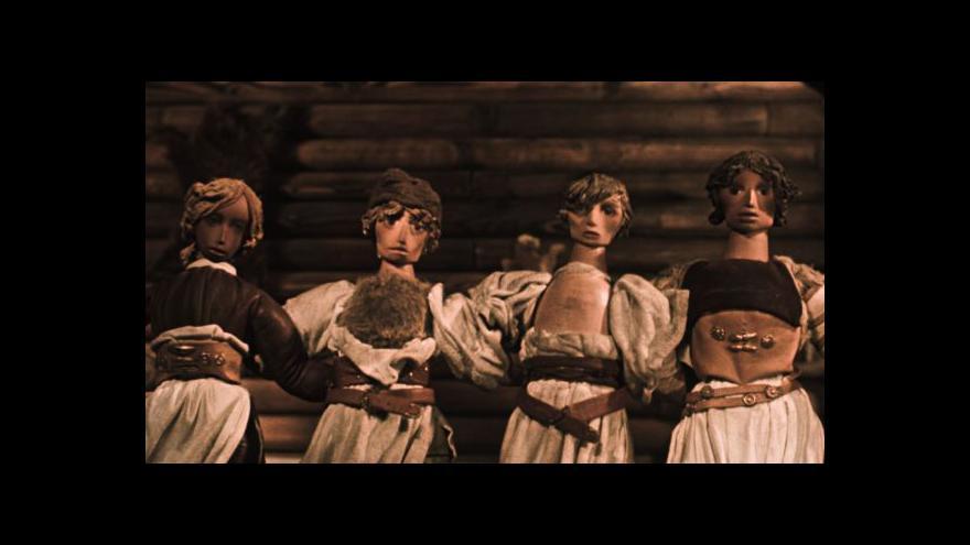 Video Loutkový epos se vrací do Plzně v omlazené verzi