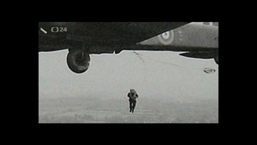Video Jaro 45: Výsadkáři klestili cestu ke svobodě