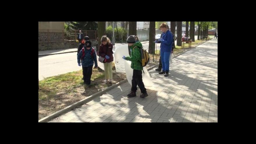 Video Den Země v Kolíně