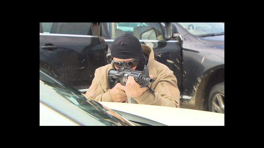 Video Cizinci hojně vyhledávají český výcvik kontraktorů