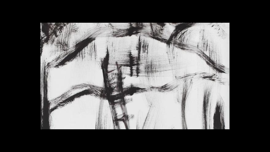 Video Česko v Šanghaji hájí kaligrafie malovaná smetákem i Čechomor