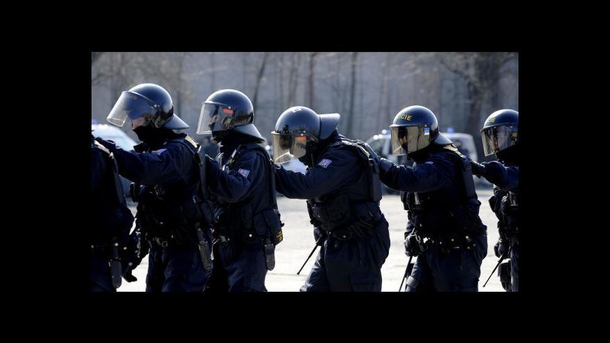 Video Policie je prý na hokejový šampionát připravena