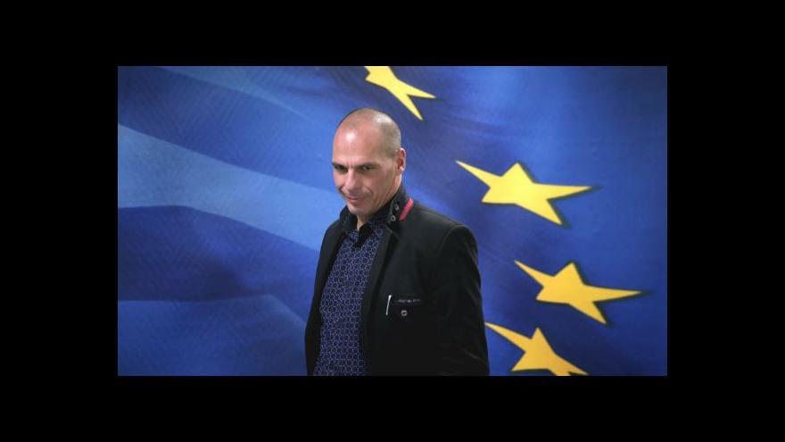 Video Varufakis jako šéf vyjednavačů zklamal