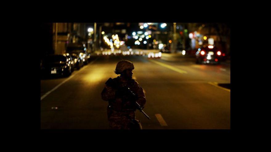 Video Úterní noc byla v Baltimoru o poznání klidnější