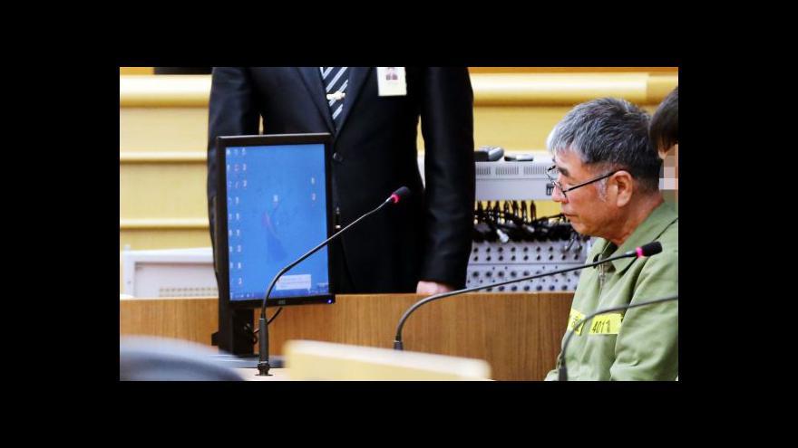 Video Kapitán Sewolu dostal doživotí