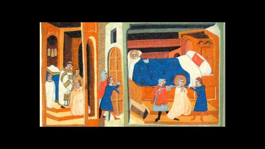 Video Režisér Vávra: O latinské Dalimilově kronice nikdo přesně neví nic