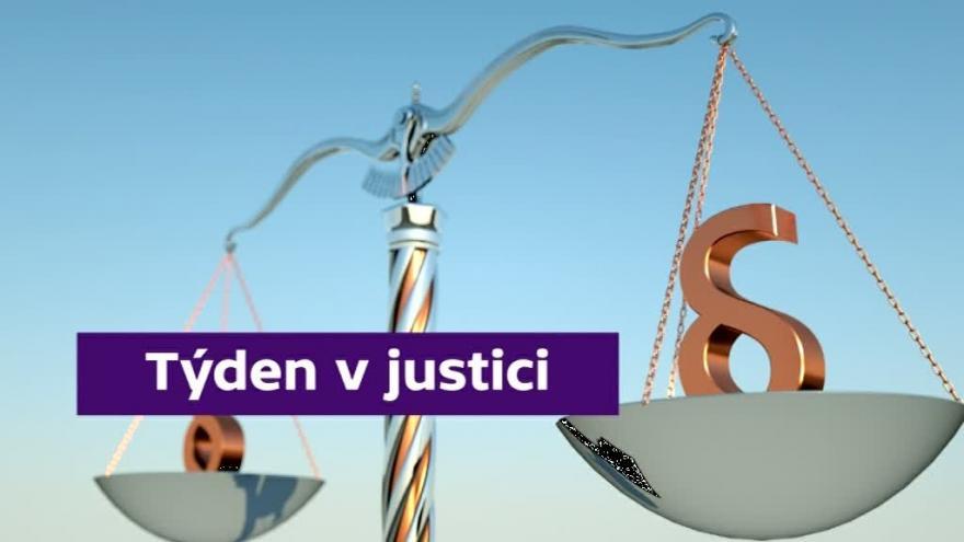 Video Týden v justici: Rozhovor s právníkem Maximem Tomoszkem
