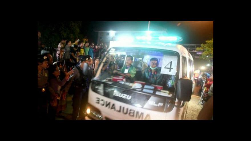 Video Zpravodajka ČT v Asii: Jakarta důsledně odolává žádostem o milost