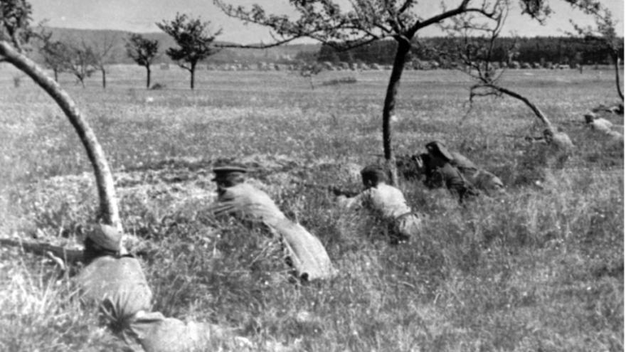Video Poslední výstřely druhé světové války v Evropě padly u Slivice na Příbramsku