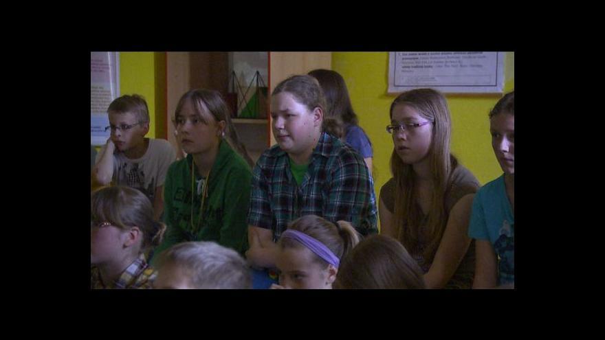 Video Někteří školáci v Jihlavě hazardují se životem