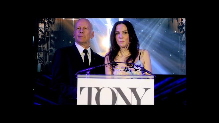 Video Nominace na Tony Awards