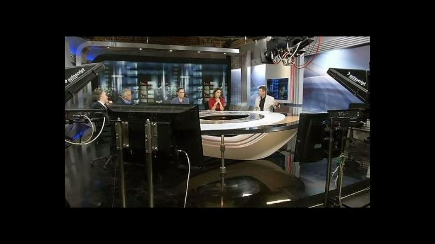 Video Řecká veřejnoprávní ERT obnoví činnost