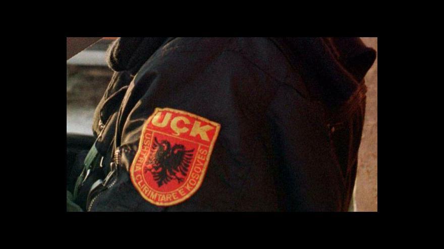 Video Ježek: Thaci byl součástí vedení UCK