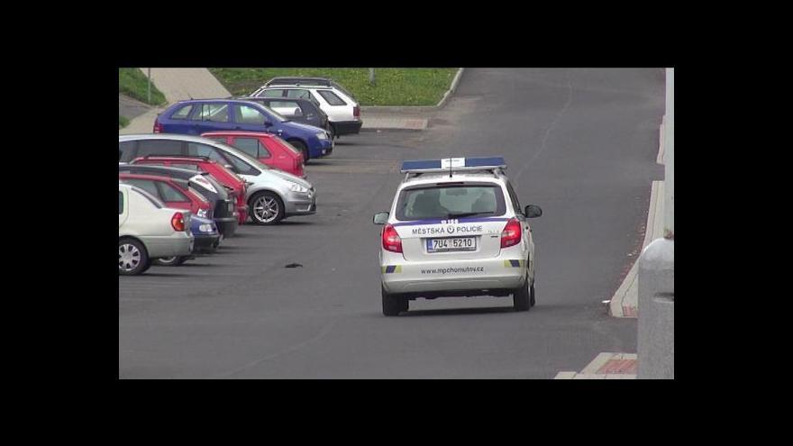 Video Audit Městské policie Chomutov