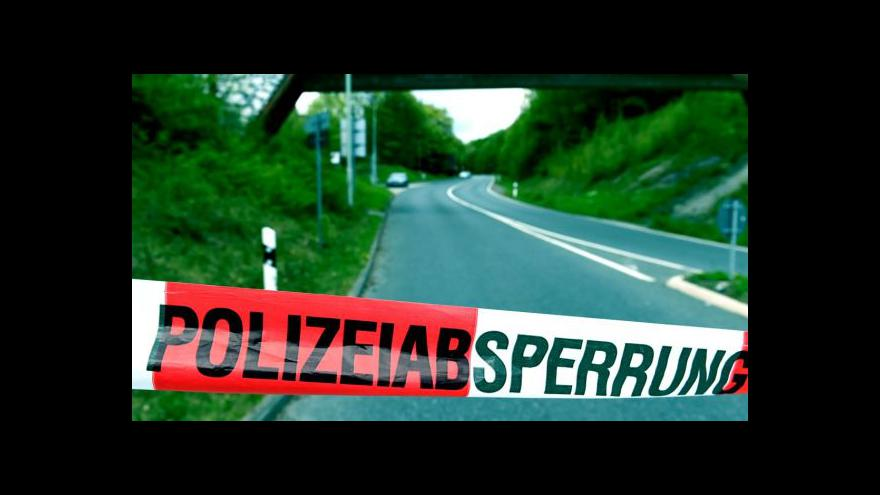Video Z cyklistického závodu je protest proti teroru