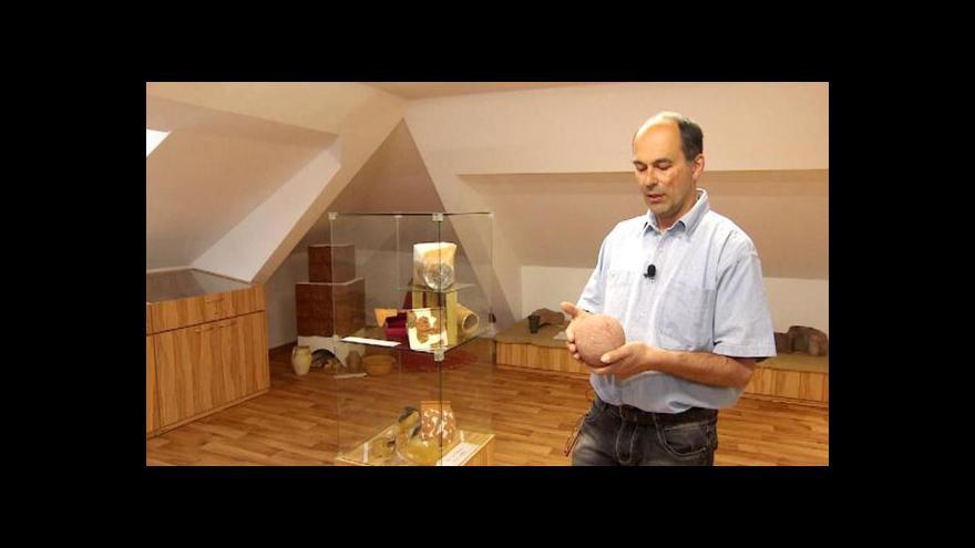 Video Na hradě se našly např. koule do středověkých děl