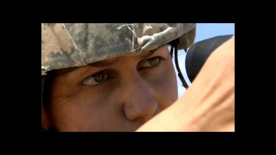 Video V US Army Rangers budou sloužit ženy