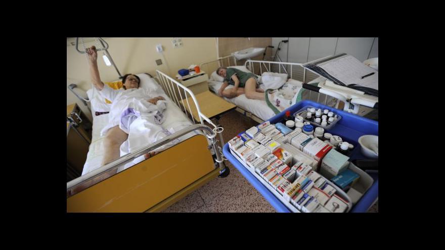 Video Systém se může zhroutit, varují léčebny