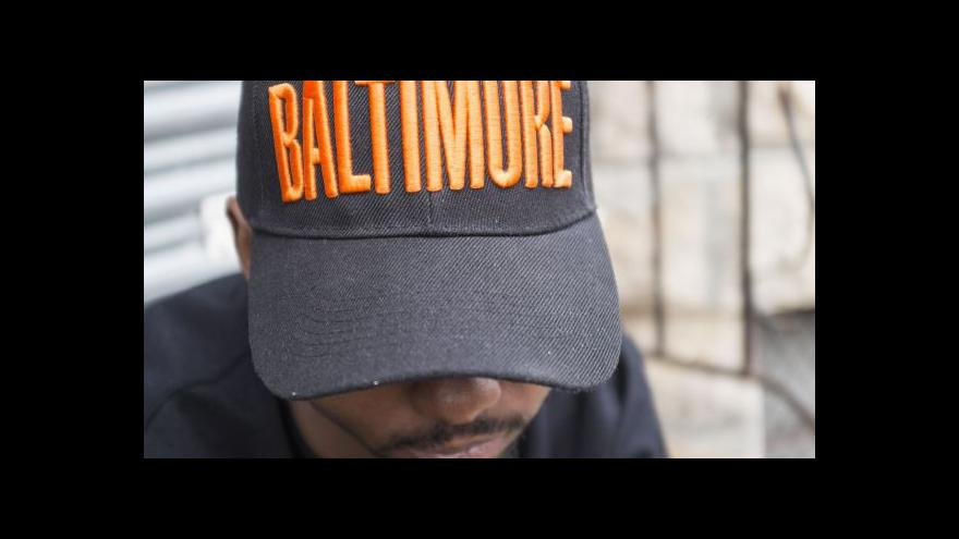 Video V Baltimoru se večer čekají největší protesty