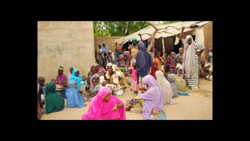 Video Nigerijská armáda osvobodila stovky žen