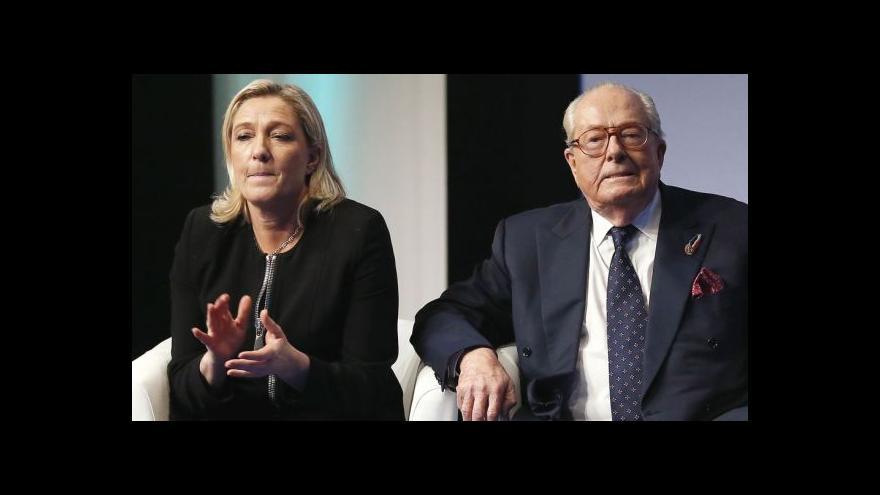 Video Trable rodu Le Pen