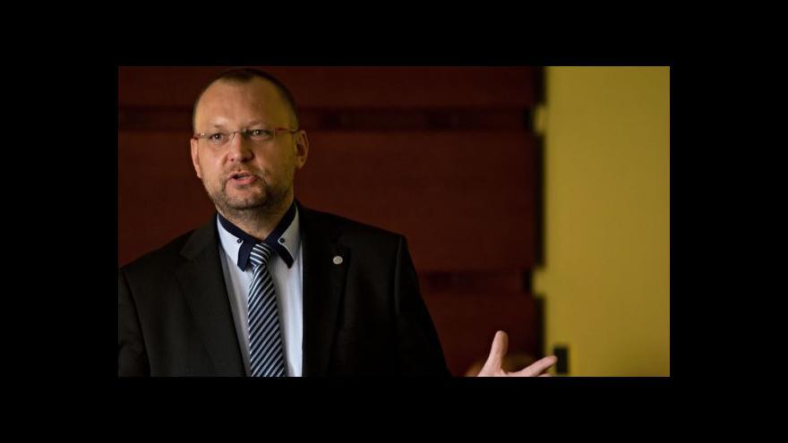 Video Bartošek (KDU-ČSL): Opakovaně a dlouhodobě říkáme, že máme výhrady