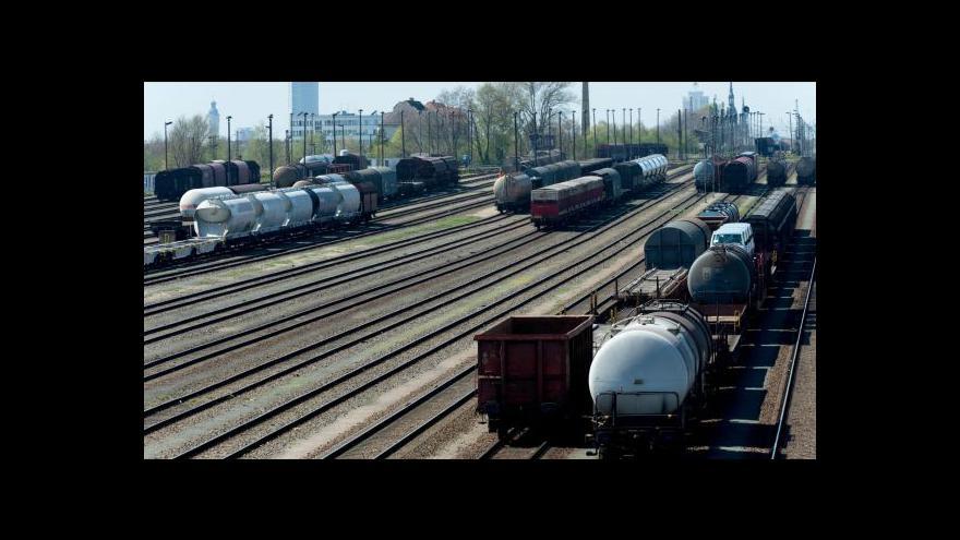 Video Události: Strojvůdci Deutsche Bahn zahájili už osmou stávku