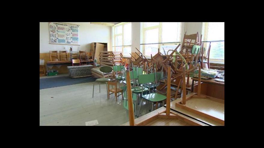 Video Školy byly plánované na mnohem větší počet žáků