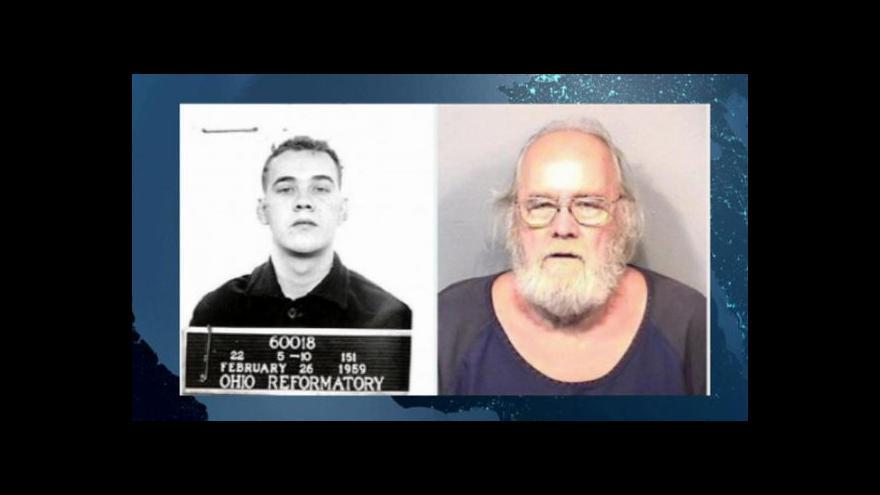 Video Floridská policie dopadla vězně po 56 letech
