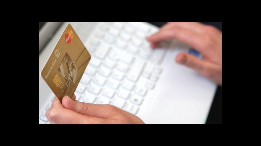 Video Češi stále více utrácejí v online obchodech
