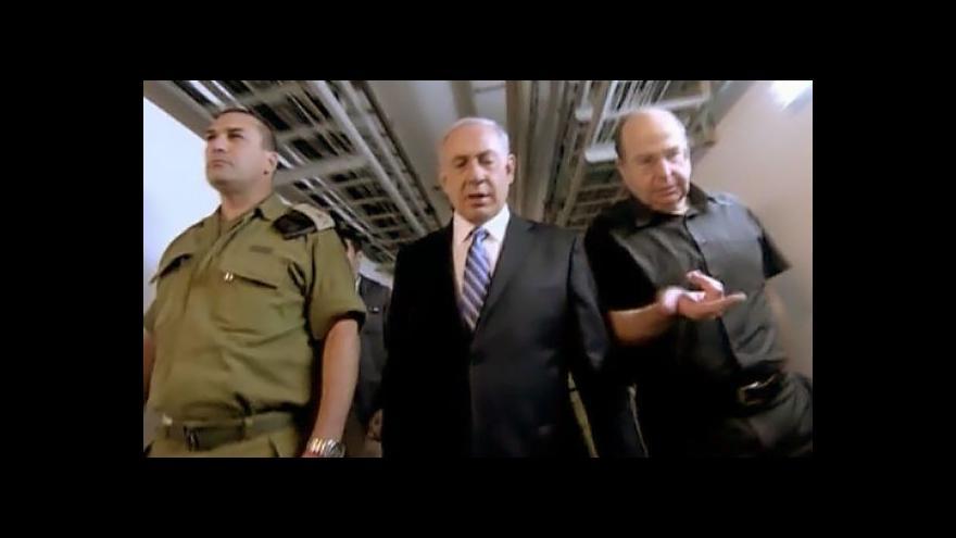 Video Netanjahu sestavil novou vládu