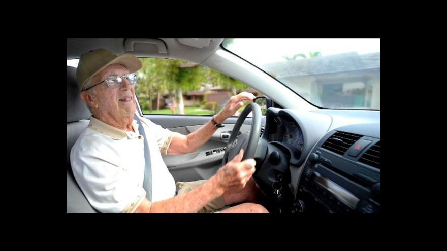 Video Každý stý řidič by neměl sedat za volant