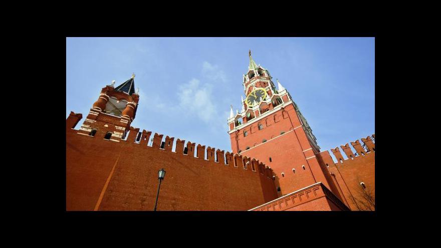 Video Zpravodaj ČT Karas: Státníci se sjíždějí do Moskvy