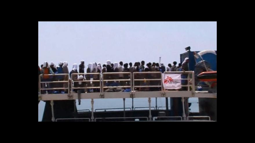 Video EU řeší opatření kvůli přílivu uprchlíků