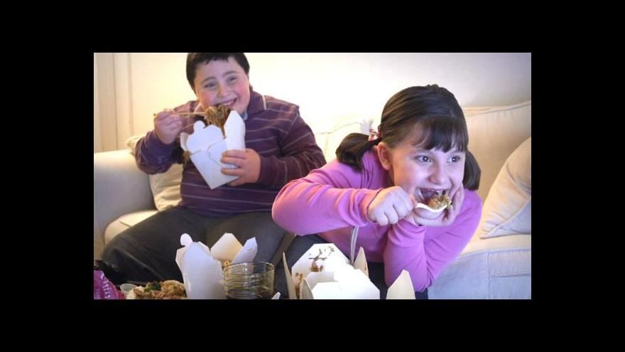 Video Lékařka Marie Skalská o dětské obezitě