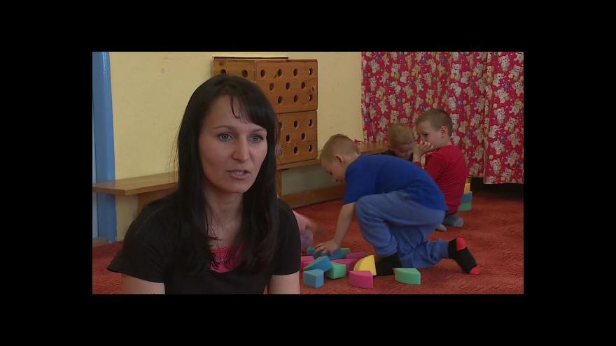 Video O výuce atletiky u předškoláků hovoří učitelka Lenka Weinhöferová