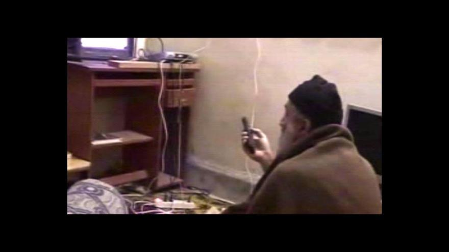 Video Podle Hershe lhal Bílý dům o zabití Usámy