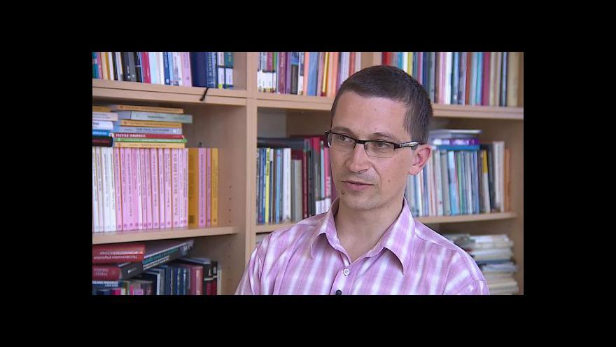 Video Politolog Stanislav Balík o volbě krajského předsedy KDU-ČSL