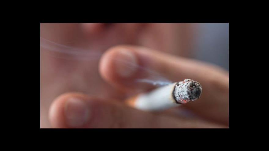 Video Události: Rakovina plic je nejčastější