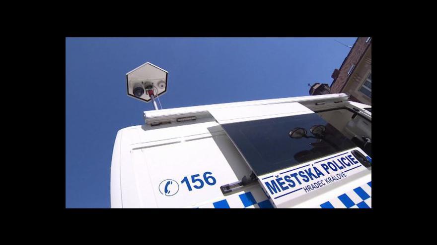Video S novým autem mohou strážníci snadno monitorovat vše kolem