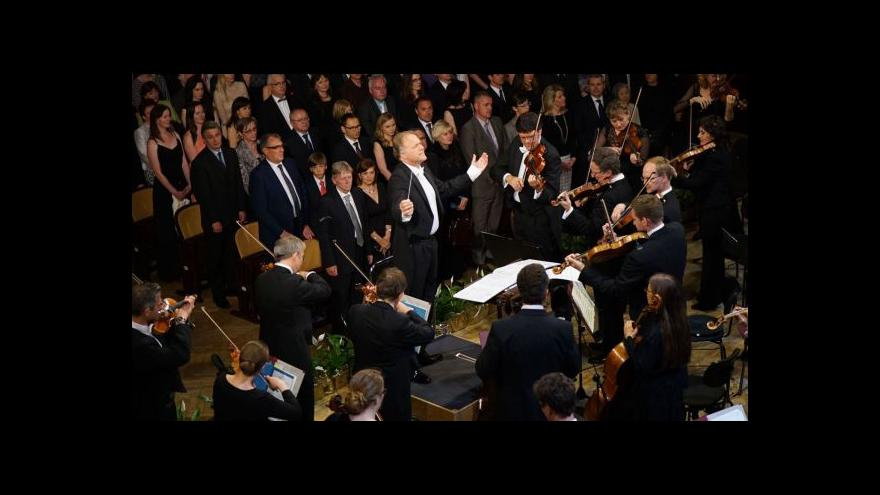 Video Zahajovací koncert Pražského jara 2015