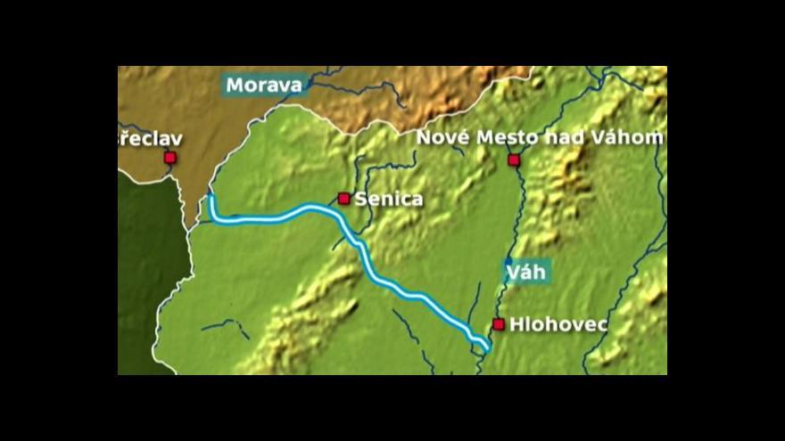 Video Vznikne nový kanál mezi řekami Váh a Morava?