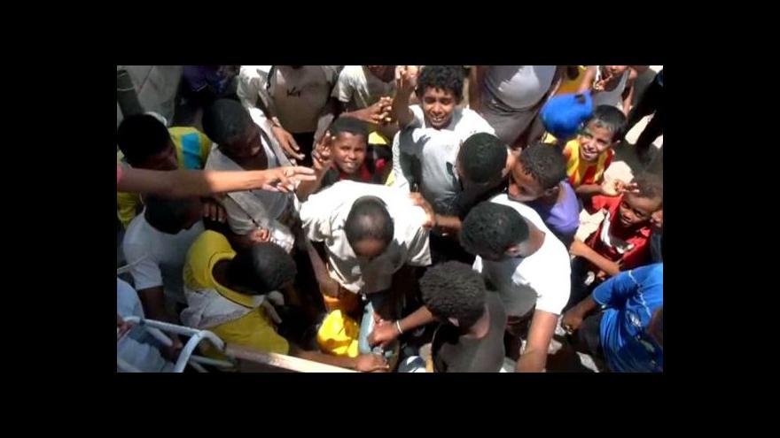 Video V Jemenu začne pětidenní příměří
