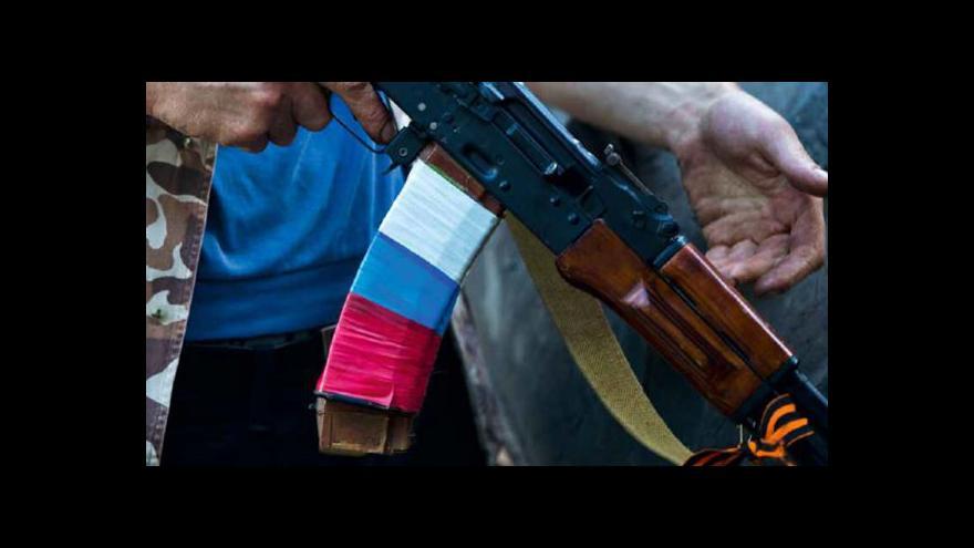 """Video Němcovovi spolupracovníci zveřejnili zprávu """"Putin.Válka"""""""