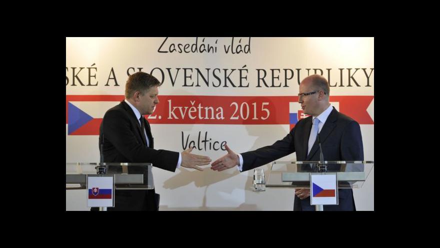 Video Události: Doprava mezi Českem a Slovenskem se prý zlepší