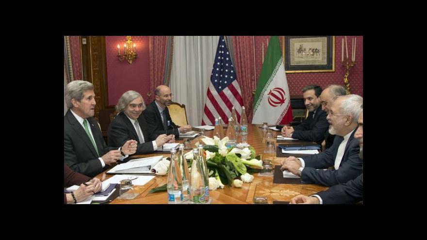 Video Zpravodaj ČT Martin Řezníček: Írán se cítí silný a nemíní ustupovat