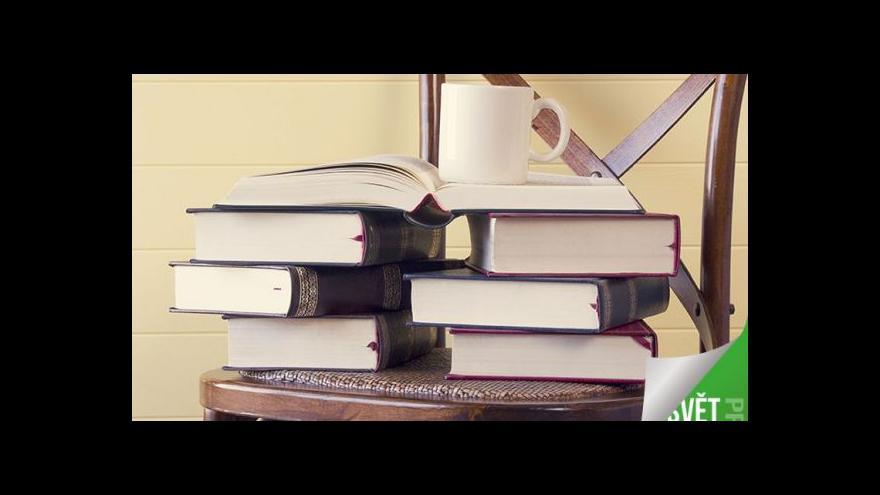 Video Svět knihy se otevírá Egyptu, sci-fi i Čechům v zahraničí