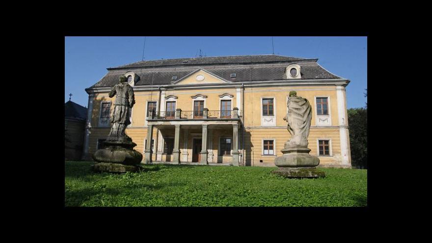 Video Město Paskov koupilo zámek a má s ním velké plány