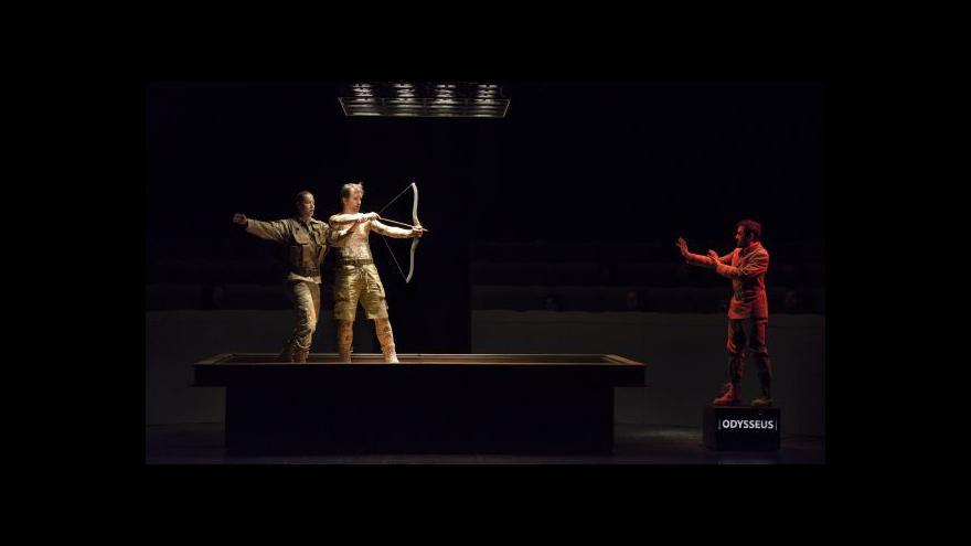 Video Lučištník Filoktétés má světovou premiéru v Ostravě